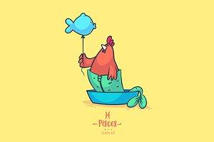 Pisces (Zodiac set)