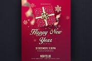 Happy New Year Party Invitation