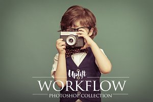 SALE! Photoshop WORKFLOW Collection