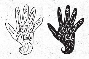 100 % Hand Made