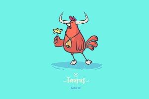 Taurus (Zodiac set)