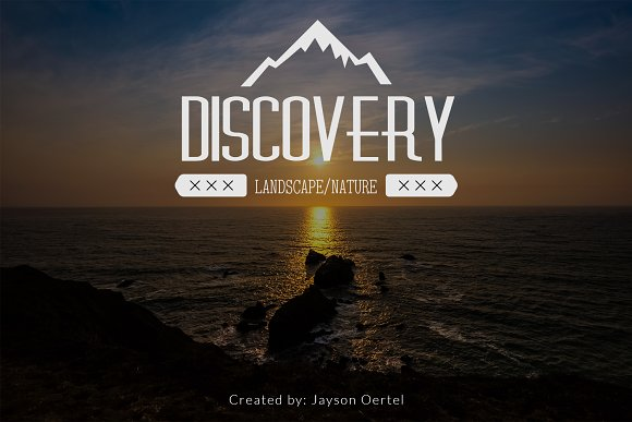 Discovery Vol 1 Lightroom Presets