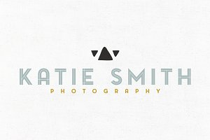 Katie Smith Premade Logo Template