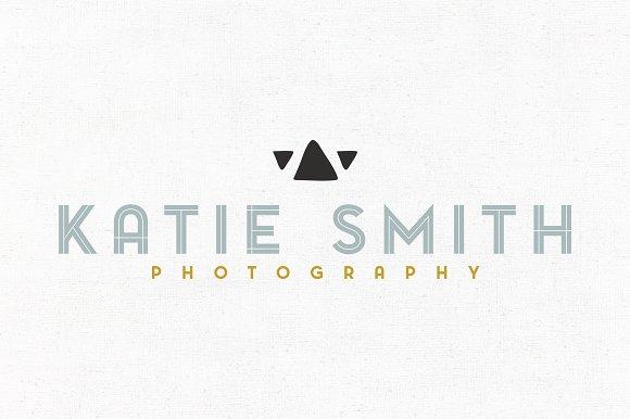 Katie Smith Premade Logo Template