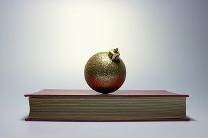 Book and Christmas