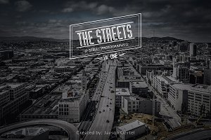 The Streets v1 - Lightroom Presets