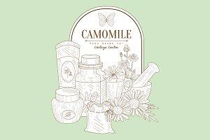 Camomile Natural Cosmetics