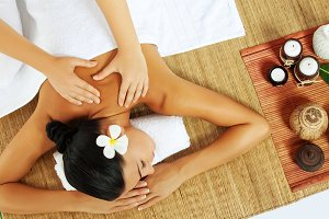massage above