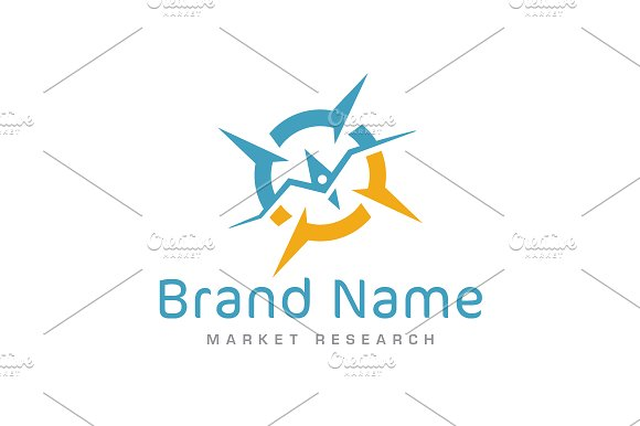 Compass Of Marketing Logo