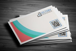 Abolution Corporate Business Card