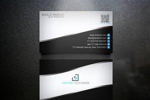 Admin Corporate Business Card