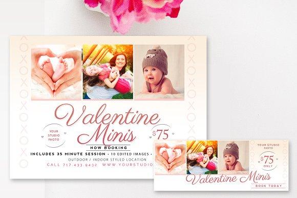 Valentine's Mini Session Bundle