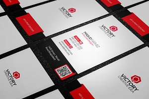 Avvica Corporate Business Card