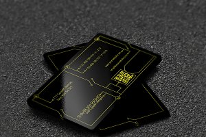 Boiord Corporate Business Card