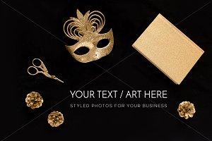 Gold Styled Desktop