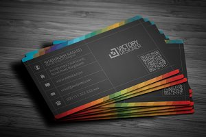 Exclusive Corporate Business Card