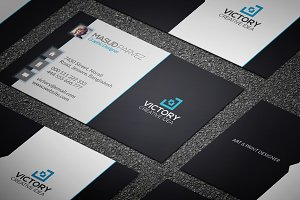 Inmux Corporate Business Card
