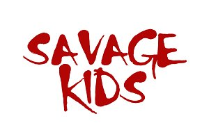 Savage Kids - E1