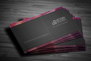 Menulation Corporate Business Card