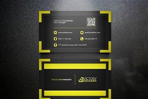 Minion Corporate Business Card