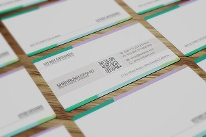 Mivina Corporate Business Card