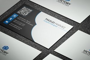 Pacifik Corporate Business Card