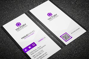Solido Corporate Business Card