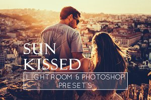 15 Golden Hour Lightroom Presets