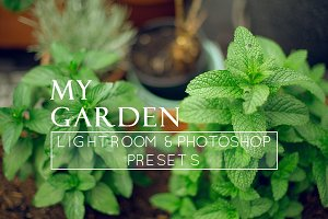 9 Nature Lightroom Presets