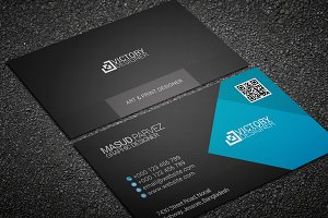 Wish Corporate Business Card