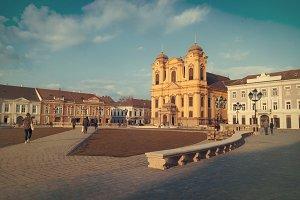 Timisoara Unirii Square