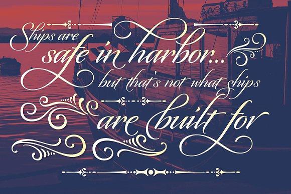 origins smooth script fonts creative market
