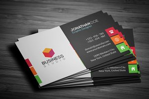 Corporate Business Card V3
