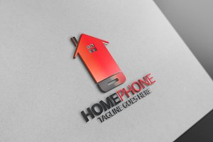 Home Phone Logo
