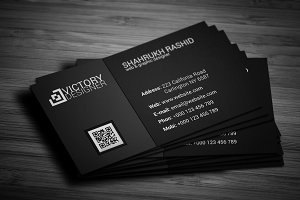 Corporate Business Card v.7