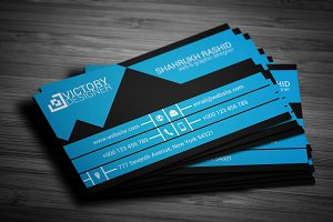 Corporate Business Card v.8