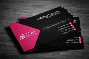 Corporate Business Card v.9