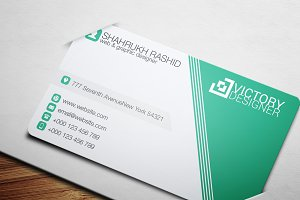 Corporate Business Card v.10