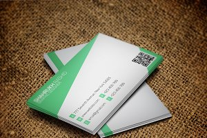 Corporate Business Card v.13