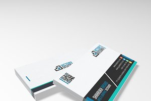 Corporate Business Card v.14
