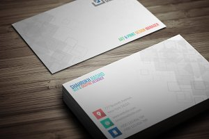 Corporate Business Card v.16