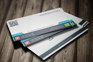 Corporate Business Card v.17