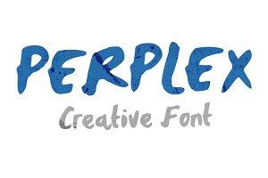 Perplex - Typeface
