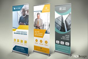 Business Roll Up Banners - SK