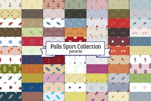 Polls Sport Collection patterns