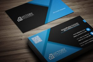 3D Corporate Business Card v.2