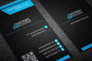 Corporate Business Card v.20