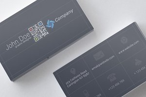 Creative Business Card v.1