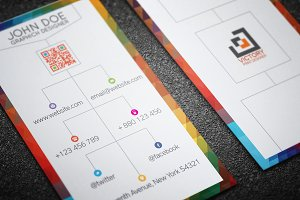 Creative Business Card v.4