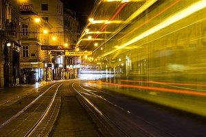 Tram light